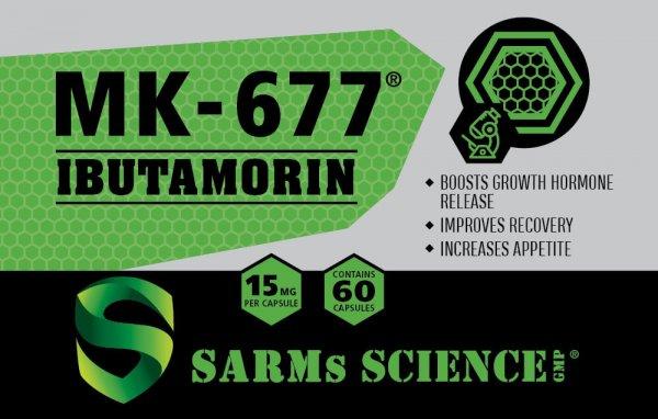 MK-677 IBUTAMOREN (UK Only)