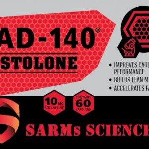 RAD-140 TESTOLONE (UK Only)